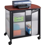 Safco® Impromptu Machine Stand, Black