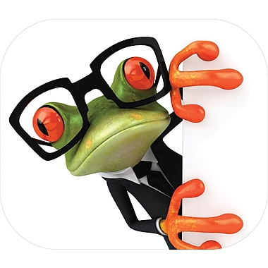 Fellowes® Recycled Mouse Pad, Frog