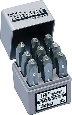 Steel Hand Stamp Sets