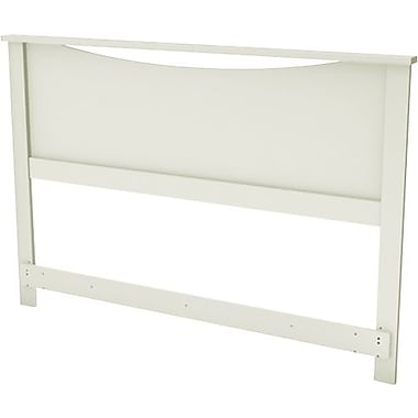 South Shore City Life Collection Full/Queen Headboard, White