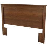 South Shore Vito Collection Double/Queen Headboard, Sumptuous Cherry