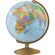 "The Explorer Political Raised Relief Classroom Globe, 12"""