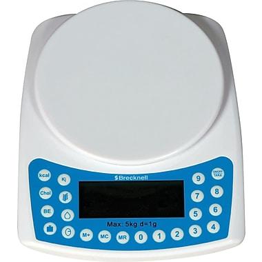 Brecknell – Balance diététique électronique, 5000 g