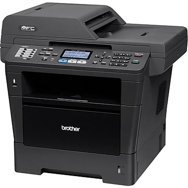 Brother® MFC8910DW Black and White Laser Multi-Function Printer