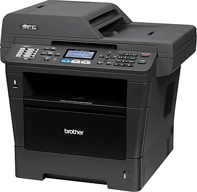 Brother® MFC8910DW Black and White Laser Multi-Function Printer (MFC8910DW)