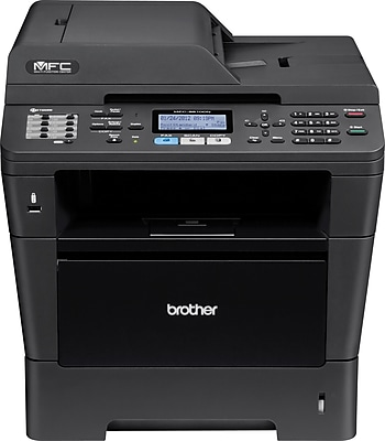 Brother MFC-8510DN Fast Laser All-in-One with Duplex Printing and Networking