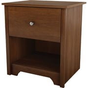 South Shore Vito Collection Night Stand, Sumptuous Cherry