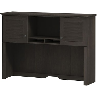 kathy ireland Volcano Dusk by Bush Furniture 51W Hutch, Espresso