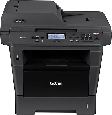 Brother DCP-8155dn High-Speed Laser Multi-Function Copier with Advanced Duplex and Networking
