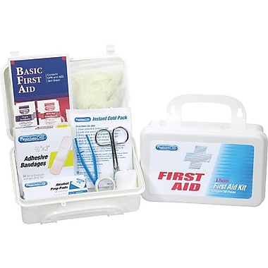 Acme® Physicians Care® 90162 First Aid Kit Refill, Contains 109 Pieces