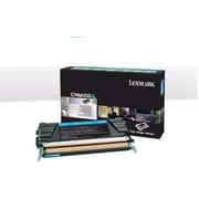 Lexmark Cyan Toner Cartridge (C746A1CG), Return Program