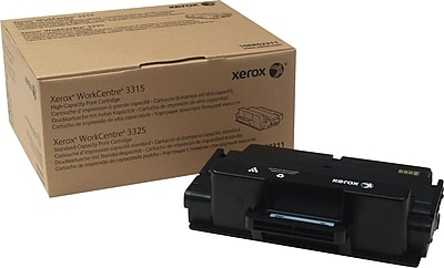 Xerox WorkCentre 3315/3325 Black Toner High-Yield Cartridge