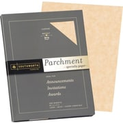 "Southworth® Parchment Paper, 24 lb, 8 1/2"" x 11"", Copper, 100/Pack"