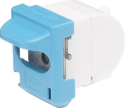 Rapid Cartridge Staples, 25 Sheet Capacity, 1,500/Strip