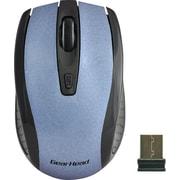 Gear Head 2.4 GHz Wireless Optical Nano Mouse, Blue