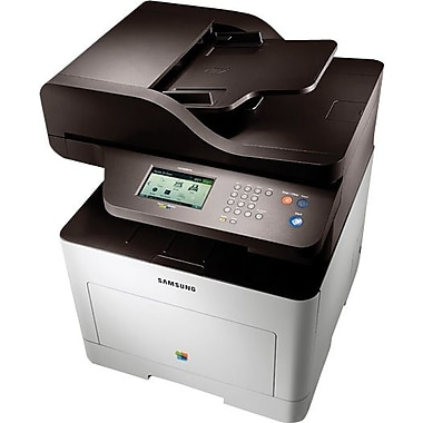 Samsung® CLX-6260FW Wireless Multifunction Color Laser Printer