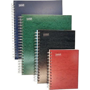 Staples® 1 Subject Notebook, 5