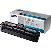 Samsung 504 Cyan Standard Yield Toner Cartridge (SU029A)