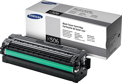 Samsung 506 Black Toner Cartridge (CLT-K506L), High Yield