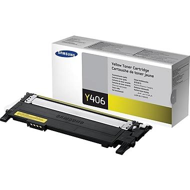 Samsung 406 Yellow Toner Cartridge (CLT-Y406S)
