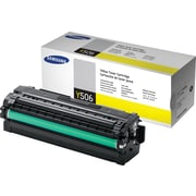 Samsung 506 Yellow Toner Cartridge (CLT-Y506L), High Yield