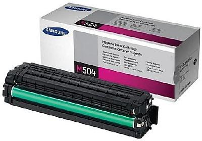 Samsung 504 Magenta Toner Cartridge (CLT-M504S)