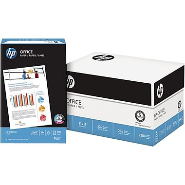 HP® Office Copy Paper, 20 lb., 11