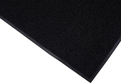Brighton Professional™ Scraper Floor Mat, Black