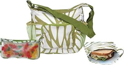 Blue Avocado Lunch Kit, Kiwi Wildflower