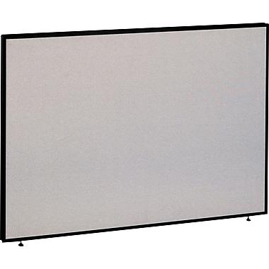 Bush® - Panneau d'intimité, collection ProPanel, 60 po x 42 po, gris clair