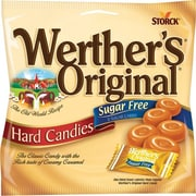 Werther's® Original® Candy, Sugar-Free, 2.75 oz. Bag