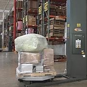 "20"" x 5000' The Packaging Wholesalers 80 GA. Blown Machine Stretch Film, 40/Pack  (FSTMSF20805B)"