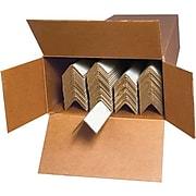"2.5"" x 2.5"" x 48"" Heavy Duty Edge Protectors, .225, 35/Carton (EP252548225B)"