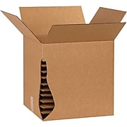 """The Packaging Wholesalers 7 7/8"""" x 7 7/8"""", Corrugated Layer Pad, 100/Pack (BSSP77)"""