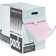 Staples Anti-Static Air Foam Dispenser Packs, 175'