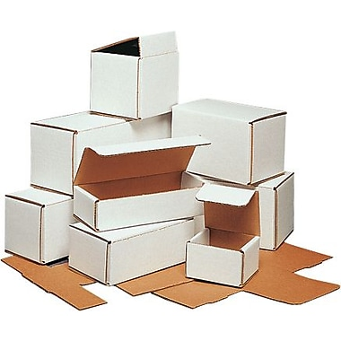 Staples White Crush-Proof Corrugated Mailers