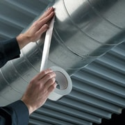 """3M 1450 Aluminum Foil Tape, 2"""" x 60 yds, 24 Rolls"""
