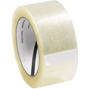 "3M 311 Carton Sealing Tape, Clear, 2"" x 1000 yds., 6 Rolls"