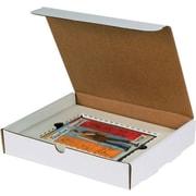 11 1/8 inch x8 3/4 inch x2 inch Partners Brand DVD Literature Mailer Kit, 50/Bundle (DLM1182) by