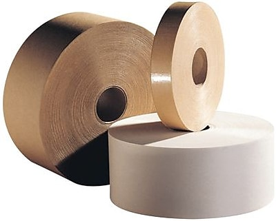 White Intertape Convoy Medium Paper Tape, 2