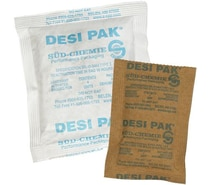 Desiccants & Cold Packs