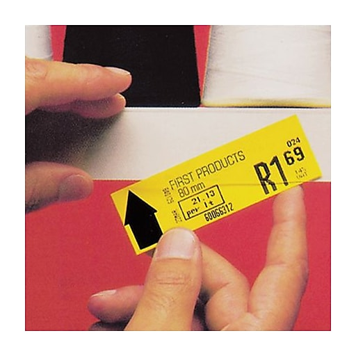 Slip strip 075 x 36 simple peel n stick label strips white httpsstaples 3ps7is malvernweather Image collections