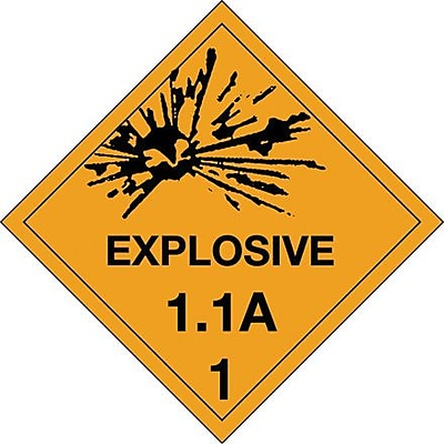 Tape Logic Explosive - 1.1A - 1
