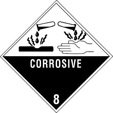 Corrosive - 8