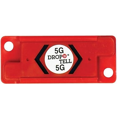 Resettable Drop-N-Tell Indicator, 5G, 25/Case