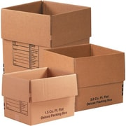 18''x18''x16'' Shipping Box, 200#/ECT, 1/Kit (MBCOMBO1)