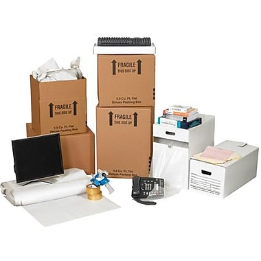 18''x18''x16''Moving Boxes and Kits Moving Box, 200#/ECT, 1/Kit (MKIT1)