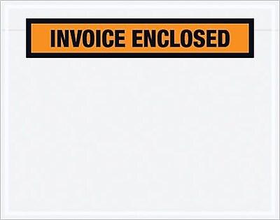 Staples Packing List Envelope, 7