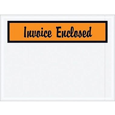 Packing List Envelope 4 1/2