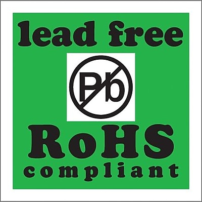 Tape Logic Lead Free RoHs Compliant Shipping Label, 2
